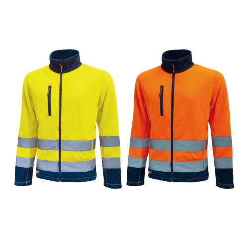 giacca-hi-vis-u-power-hot-con-zip