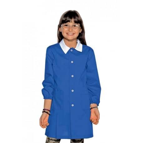 Grembiuli asilo bambino blu