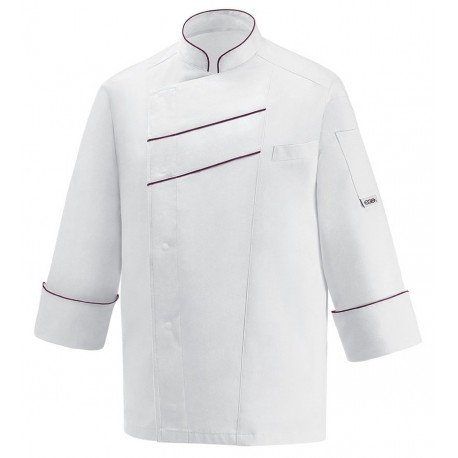 giacca-cuoco-bordeaux-line-ego-chef