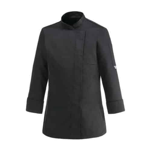 giacca-cuoco-donna-francesca-microfibra-nera-ego-chef