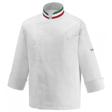 Nation Italia giacca cuoco Egochef