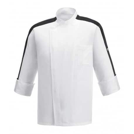 Ribbon nero giacca cuoco Egochef