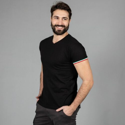 new-milano-nero-t-shirt-tricolore-james-ross-collection-min