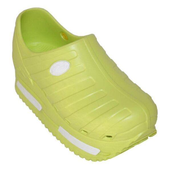 zoccoli-sanitari-sunshoes-elevate-verde-mela