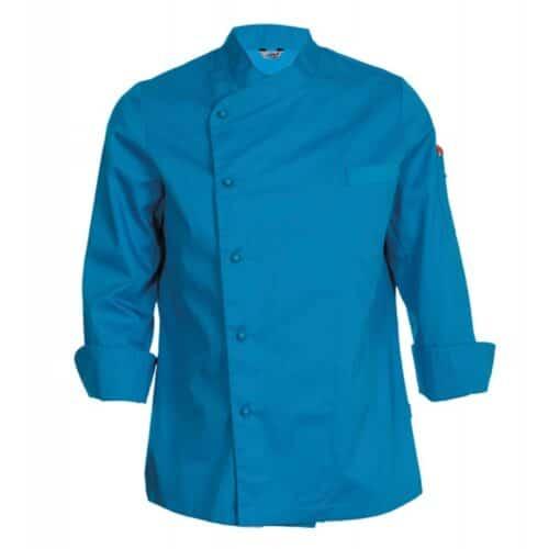 giacca-cuoco-teramo-turchese