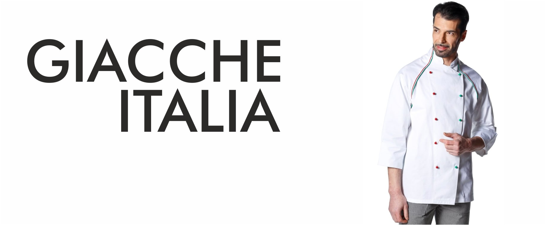 Giacche cuoco Italia