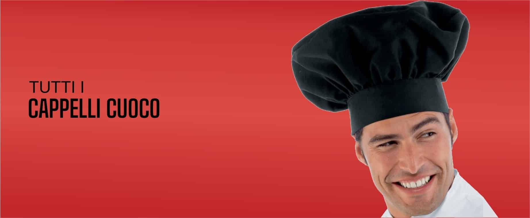 Copricapo cucina