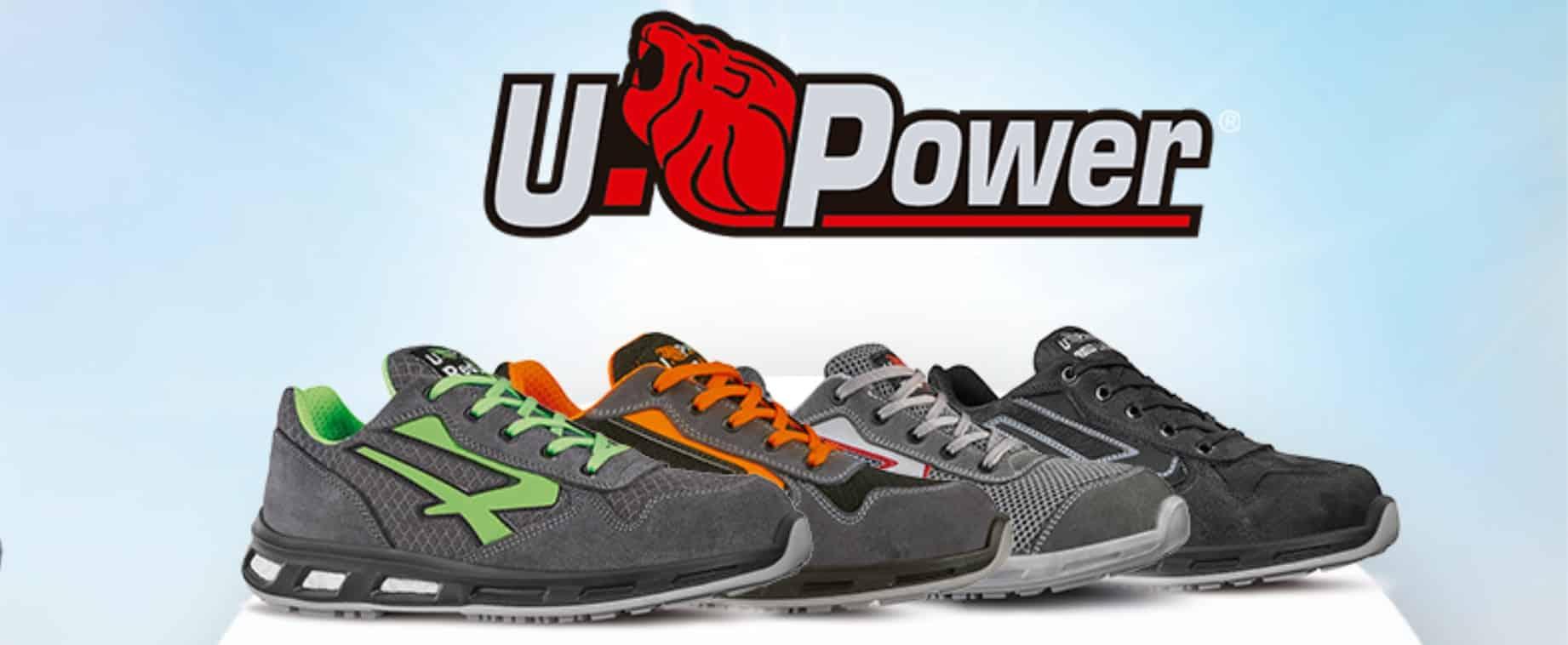 Scarpe antinfortunistiche U-Power