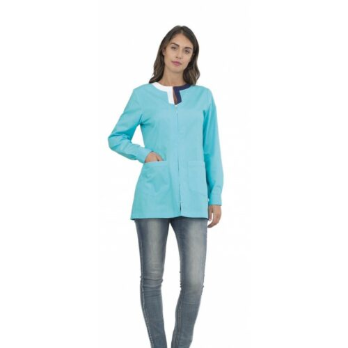 casacca-donna-indy-turchese-e-bianco-e-blu-siggi-min