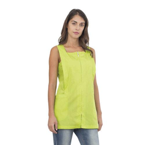 francis-verde-scamiciato-da-lavoro-donna-siggi-min