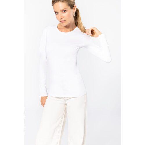 K3017-t-shirt-donna-maniche-lunghe-persolizzata-on-line-kariban