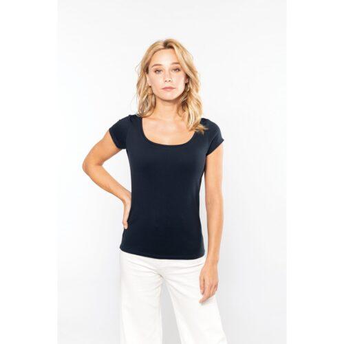 K384-t-shirt-donna-girocollo-persolaizzata-on-line-kariban