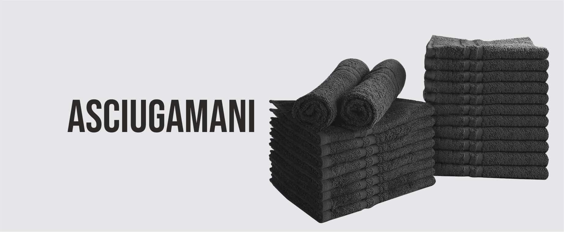 Asciugamani per parruchieri
